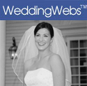 wedding web sites designed